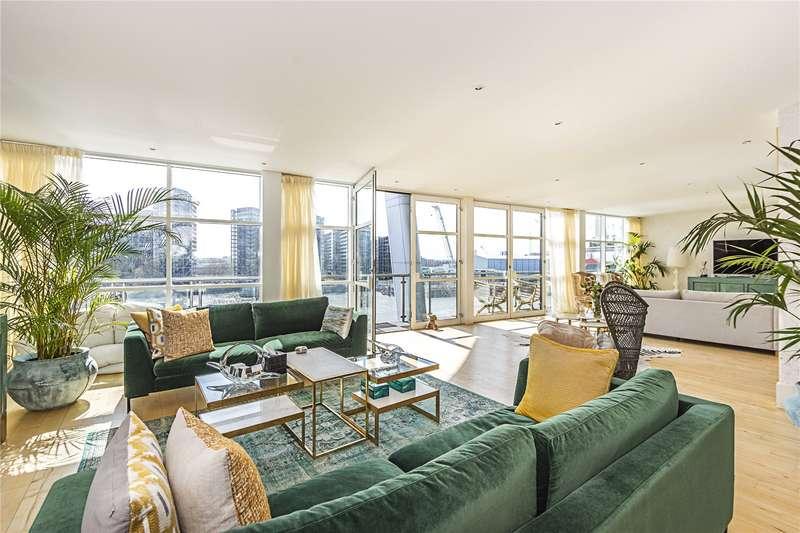 5 Bedrooms Flat for sale in Grosvenor Road, London, SW1V