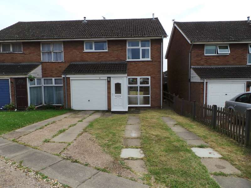 3 Bedrooms Semi Detached House for rent in Airedale Close, Broughton DN20