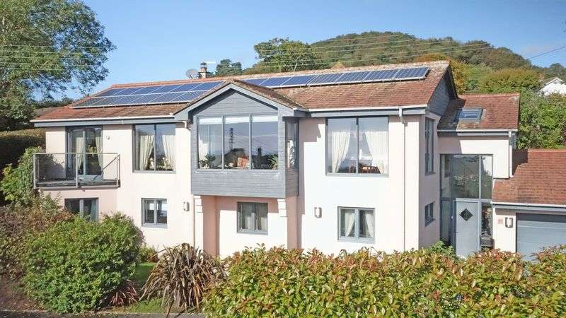 4 Bedrooms Property for sale in Coreway Sidford, Sidmouth