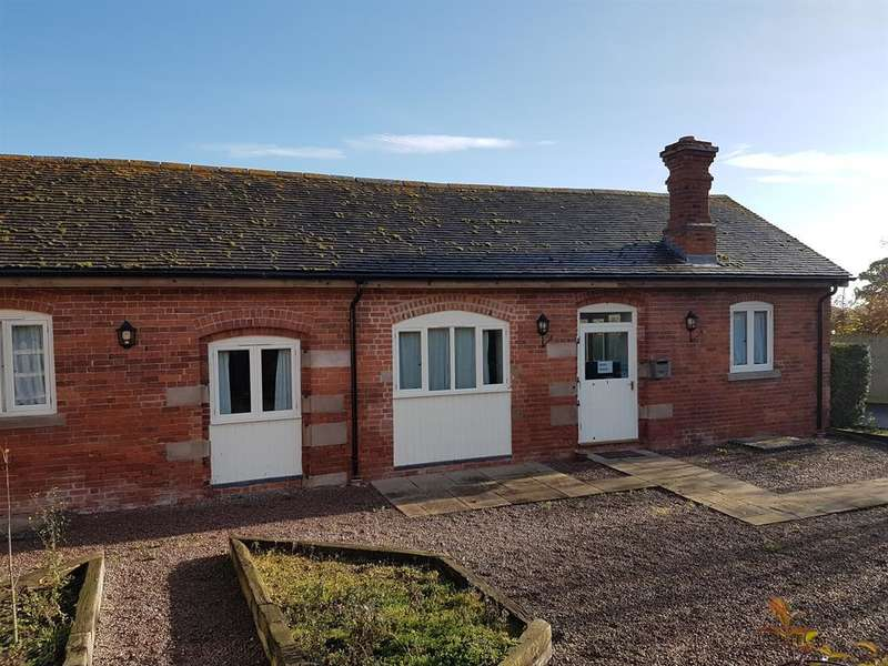 4 Bedrooms Unique Property for sale in 1 Shetton Barns, Mansell Lacy, Herefordshire, HR4 7HP