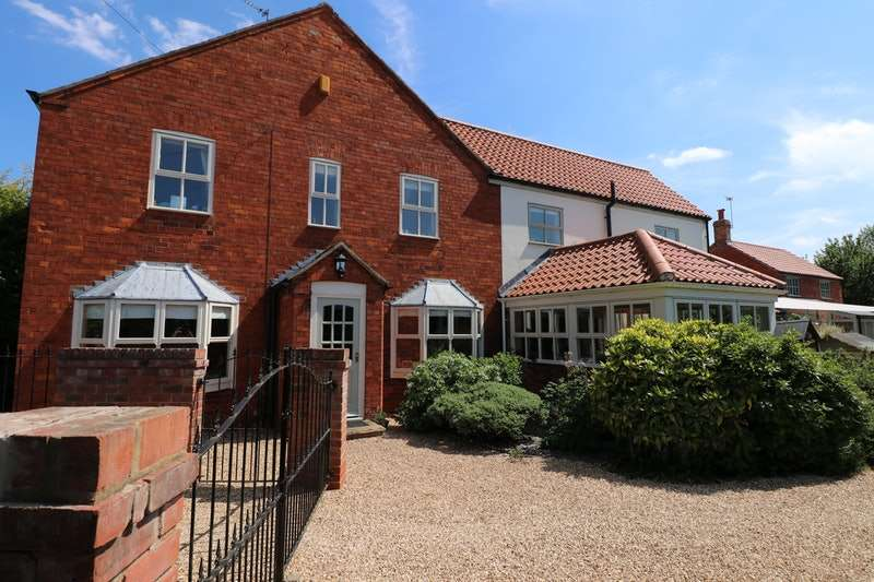 5 Bedrooms Property for sale in Boston Road, Heckington, Lincolnshire, NG34