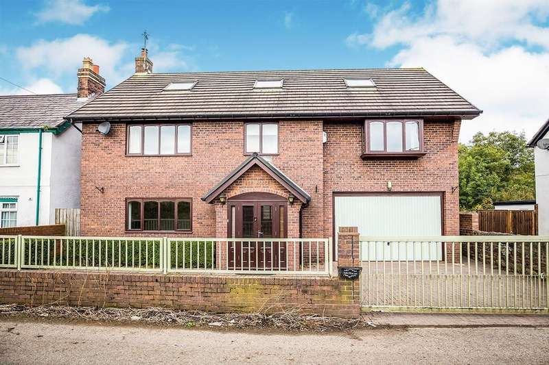 6 Bedrooms Detached House for sale in Green Lane, Ewloe Green, Deeside, CH5