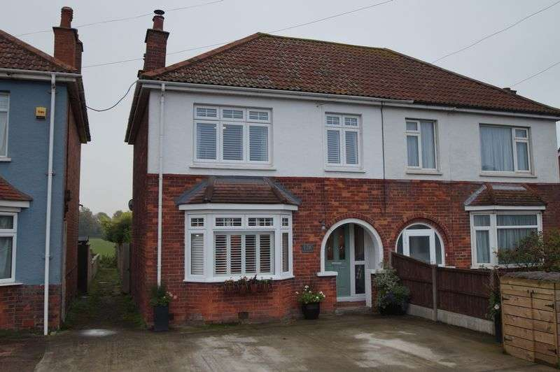 3 Bedrooms Property for sale in Highbridge Road, Burnham-On-Sea