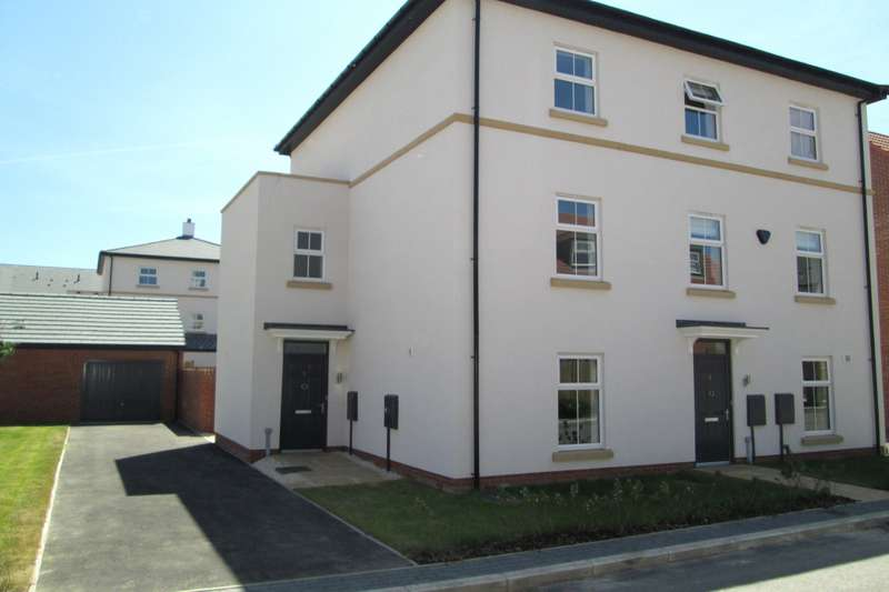 4 Bedrooms Semi Detached House for sale in Parkers Fold, Ackworth, Pontefract, West Yorkshire, WF7