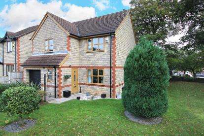 4 Bedrooms Detached House for sale in Birchwood Gardens, Braithwell, Rotherham, South Yorkshire