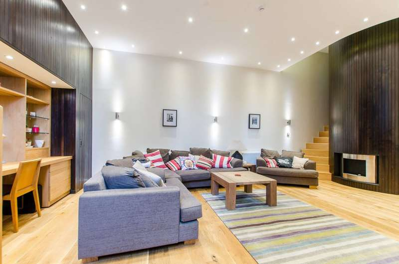 3 Bedrooms Flat for sale in Tredegar Terrace, Bow, E3