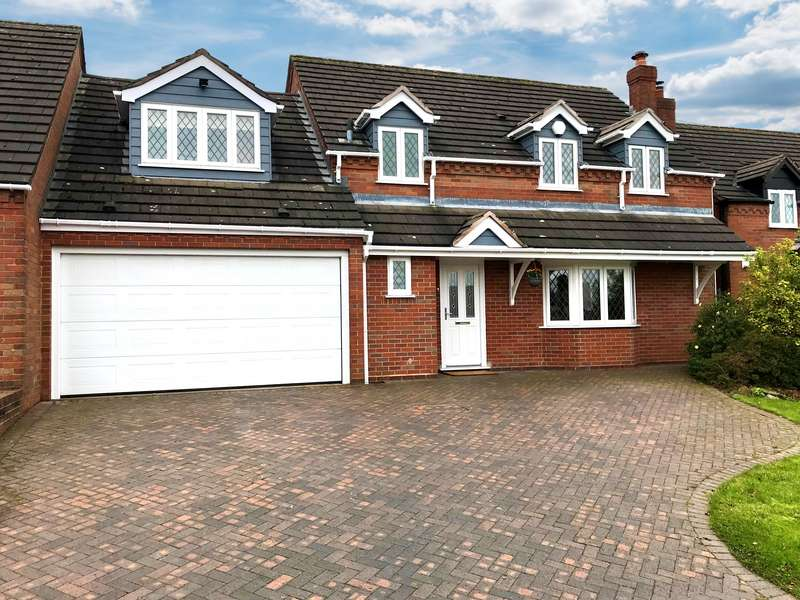 5 Bedrooms Property for sale in 'Rowberry' Dark Lane, Romsley