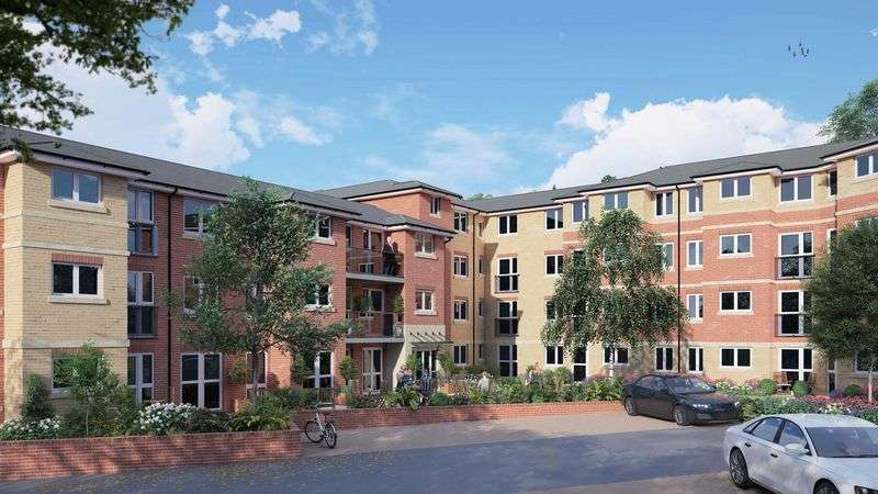 Property for sale in Spitfire Lodge, Portswood: **SHOW COMPLEX NOW OPEN**
