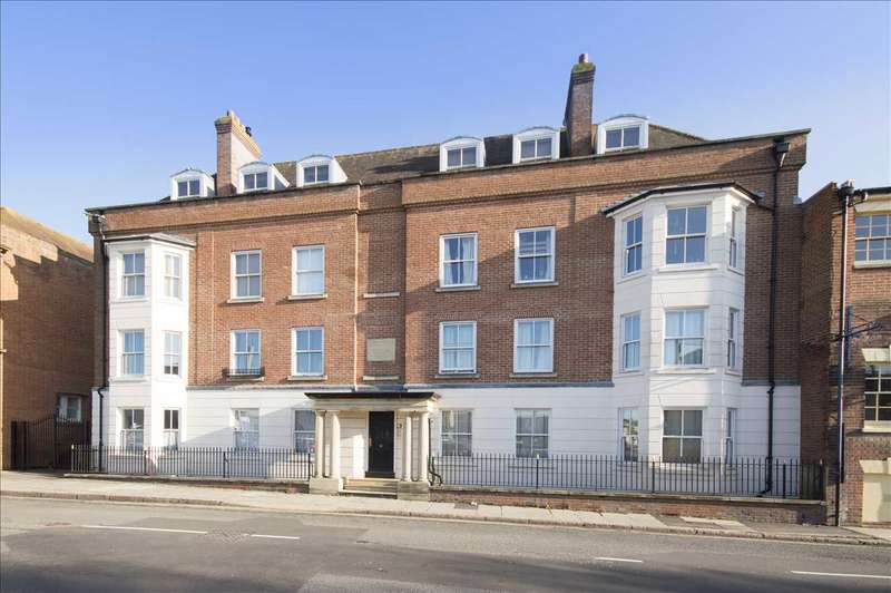 2 Bedrooms Apartment Flat for sale in Kirby's Heights, Station Road West, Canterbury