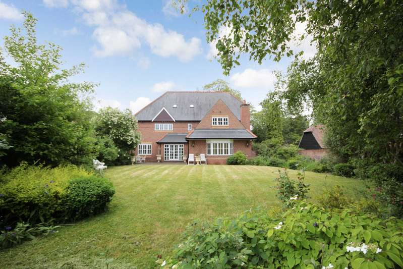 7 Bedrooms Detached House for sale in St Helen's Gardens, Wroughton, Swindon Wiltshire, SN4