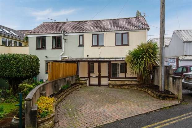 3 Bedrooms Semi Detached House for sale in The Green, Winscombe, Somerset