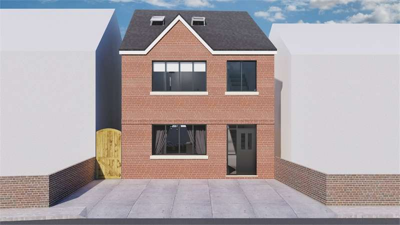 4 Bedrooms Detached House for sale in Alexandra Road, Crosby, Liverpool, Merseyside