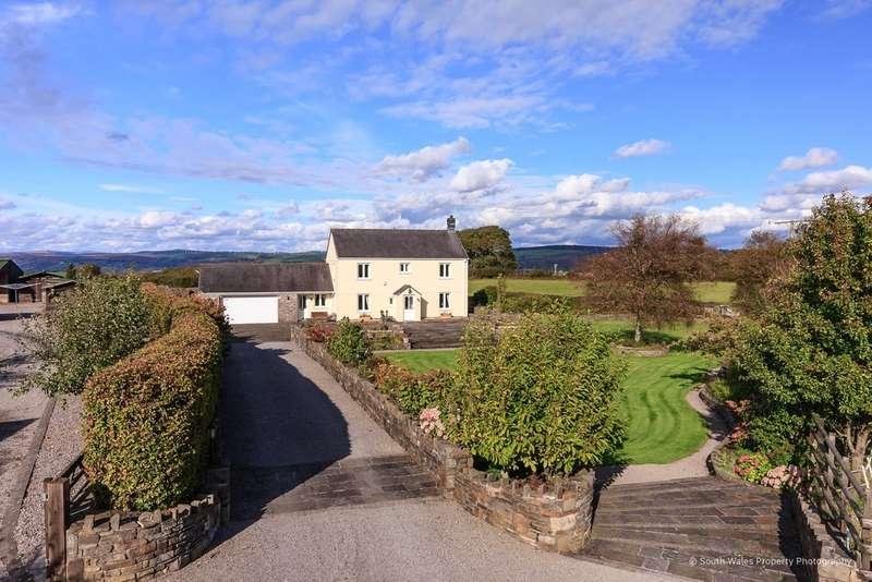 5 Bedrooms Detached House for sale in Ystradowen, Near Cowbridge, Vale of Glamorgan, CF71 7SZ