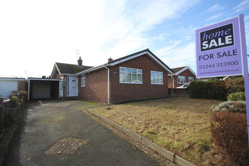 3 Bedrooms Detached Bungalow for sale in Kirkett Avenue, Higher Kinnerton