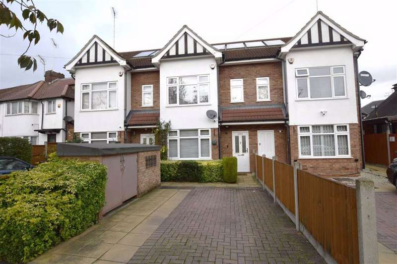 3 Bedrooms Terraced House for sale in Devonshire Road, Mill Hill East, London, NW7