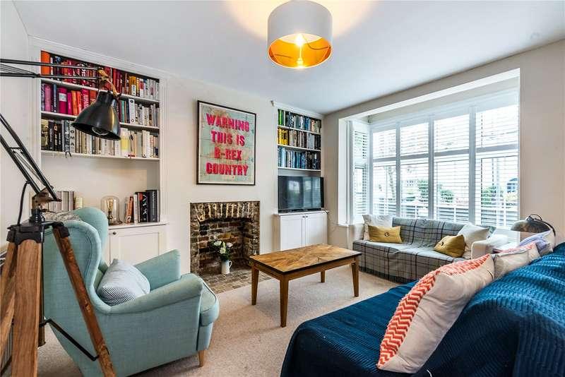 1 Bedroom Flat for sale in Edgeley Road, London, SW4