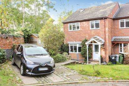 3 Bedrooms Semi Detached House for sale in Cumberland Drive, Bollington, Macclesfield, Cheshire
