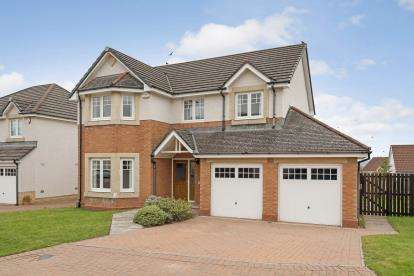 4 Bedrooms Detached House for sale in Pitlochry Place, Westcraigs