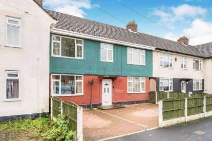 3 Bedrooms Terraced House for sale in Browning Avenue, Widnes, Cheshire, WA8