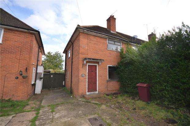 2 Bedrooms Semi Detached House for sale in Ashmore Road, Reading, Berkshire