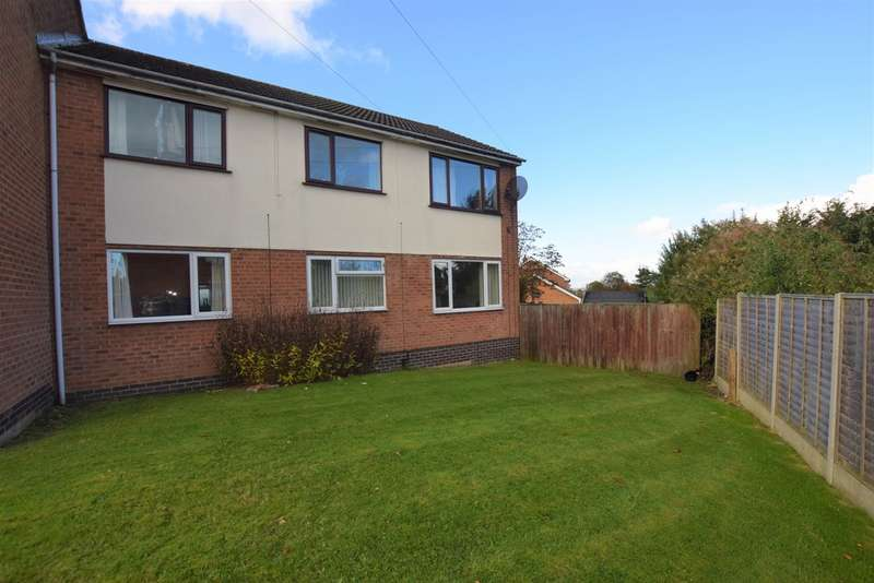 2 Bedrooms Apartment Flat for sale in Middlefield Court, Hinckley LE10