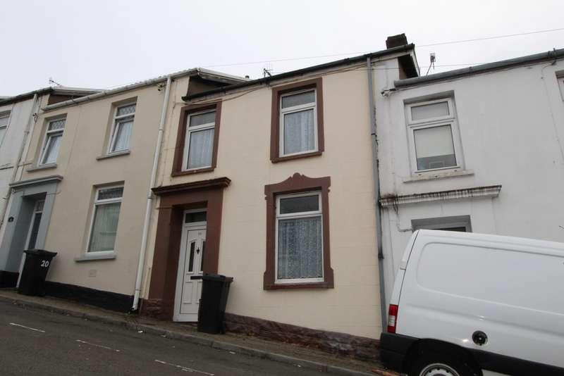 2 Bedrooms Terraced House for rent in Alma Street, Twynyrodyn, Merthyr Tydfil CF47