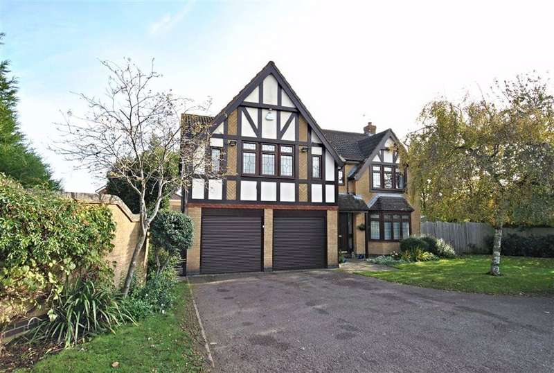 5 Bedrooms Detached House for sale in Brixworth