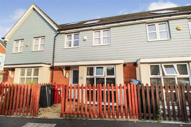 3 Bedrooms Terraced House for sale in Glyncroft, Cippenham, Berkshire