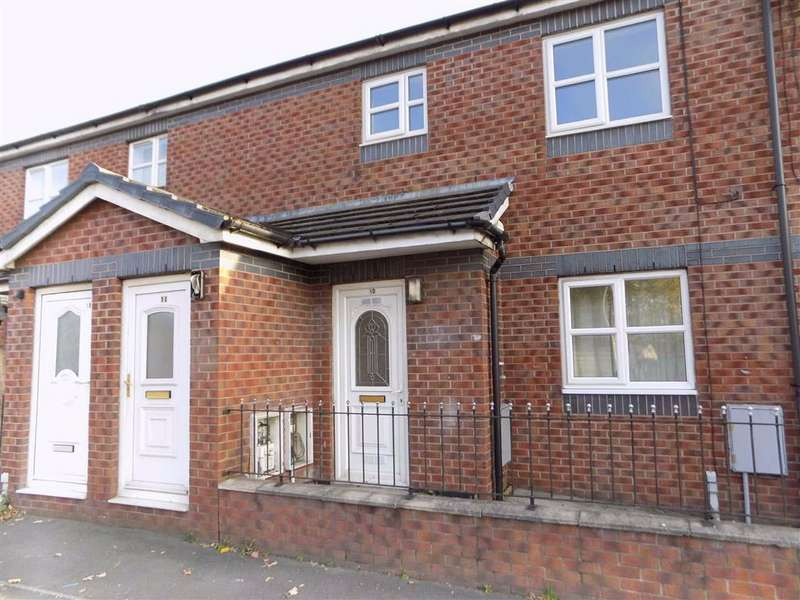 2 Bedrooms Flat for sale in Mount Road, Manchester