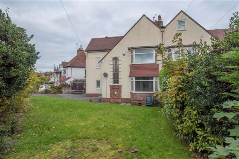 4 Bedrooms Semi Detached House for sale in Woodhall Park Drive, Woodhall, LS28