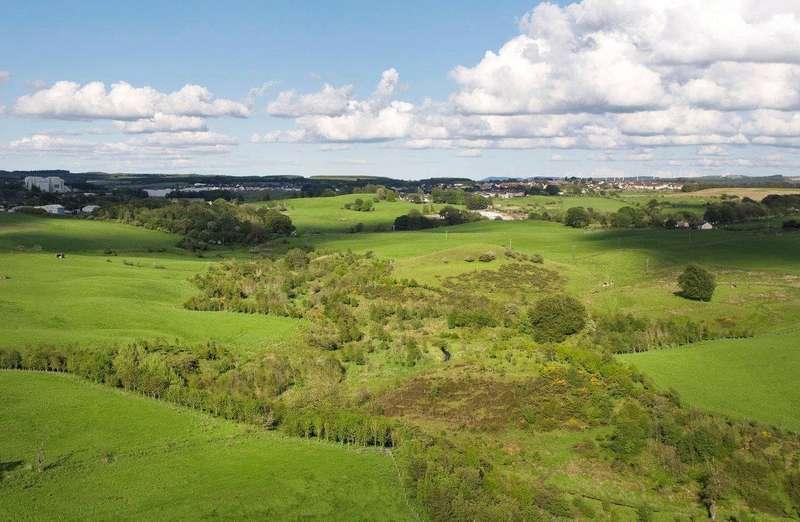 Farm Commercial for sale in Lot 3 East Tarbrax Farm, Shotts, North Lanarkshire, ML7