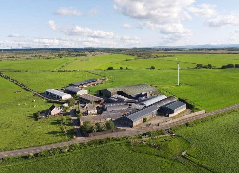 Farm Commercial for sale in East Tarbrax Farm, Shotts, North Lanarkshire, ML7