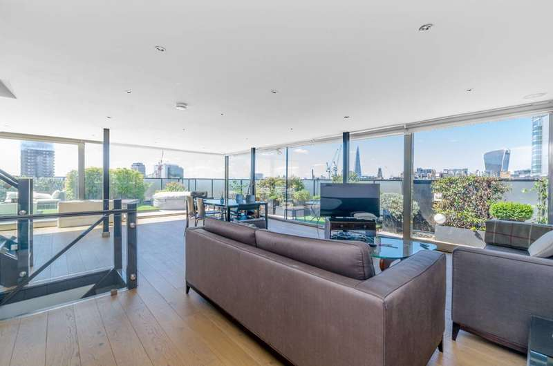 3 Bedrooms Flat for sale in Victoria Mills, Boyd Street, Aldgate, E1