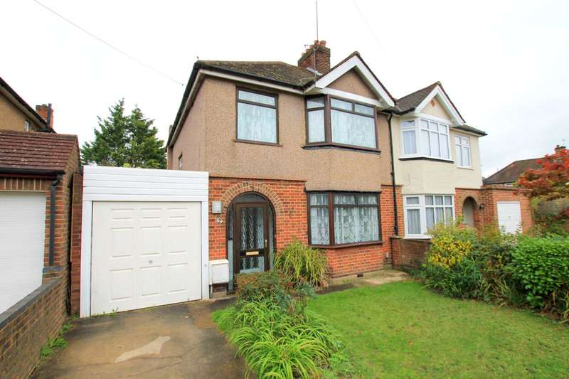 3 Bedrooms Semi Detached House for sale in Westfield Avenue, Watford