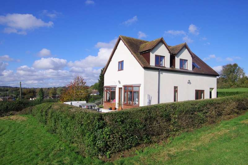 3 Bedrooms Detached House for sale in The Elms, Fole, Uttoxeter