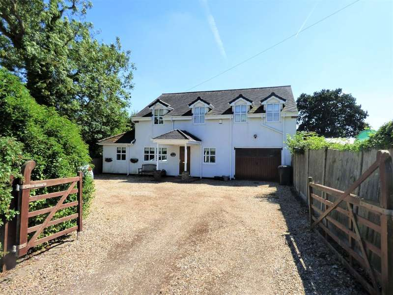 4 Bedrooms Detached House for sale in Woodhouses, Yoxall