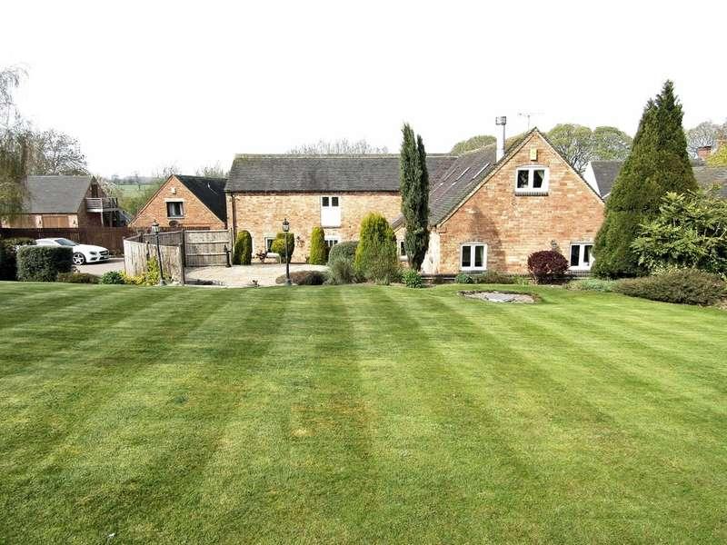 3 Bedrooms Detached House for sale in Brun Lane, Mackworth