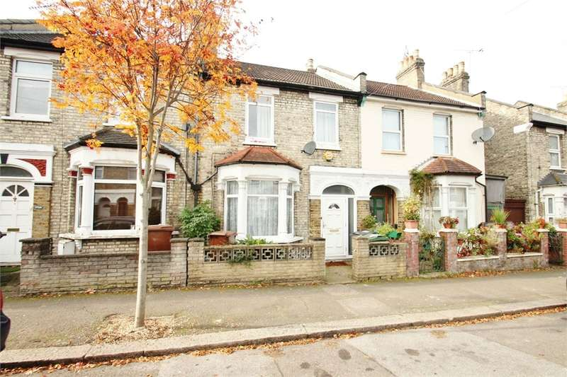 3 Bedrooms Terraced House for sale in Walthamstow E17