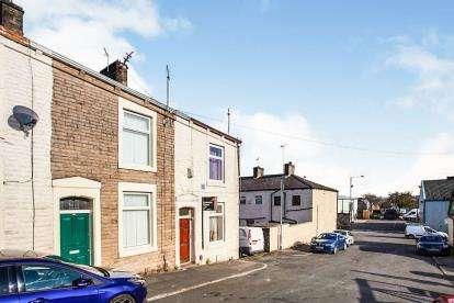 2 Bedrooms End Of Terrace House for sale in Brook Street, Rishton, Blackburn, Lancashire, BB1