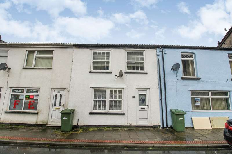 2 Bedrooms Terraced House for sale in Commercial Street, New Tredegar, NP24