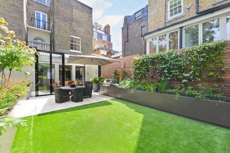 6 Bedrooms Town House for sale in Chapel Street, Belgravia SW1X