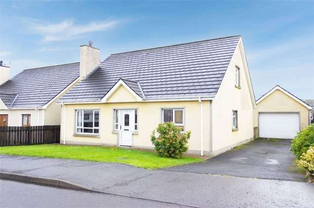 4 Bedrooms Detached Bungalow for sale in Rosebrook, Dungiven, Londonderry