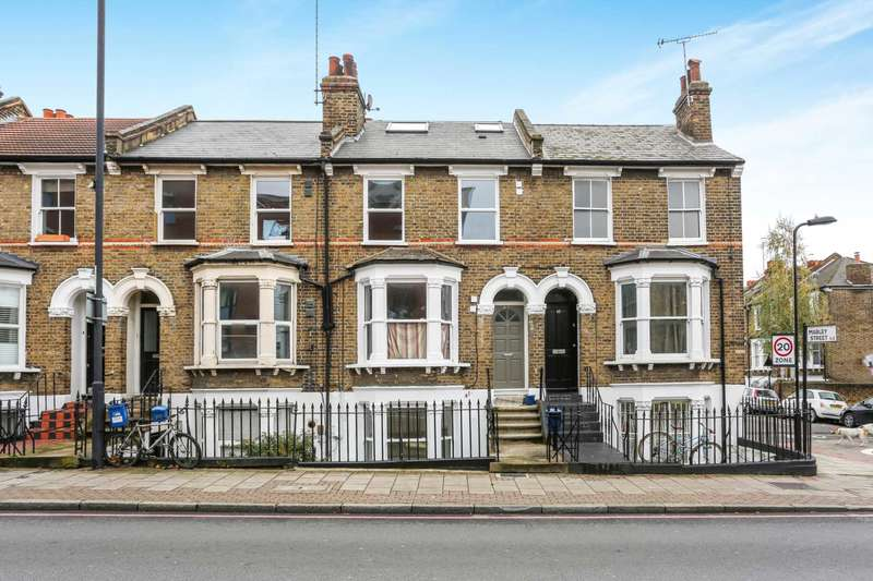 3 Bedrooms Apartment Flat for sale in Kenworthy Road, Hackney