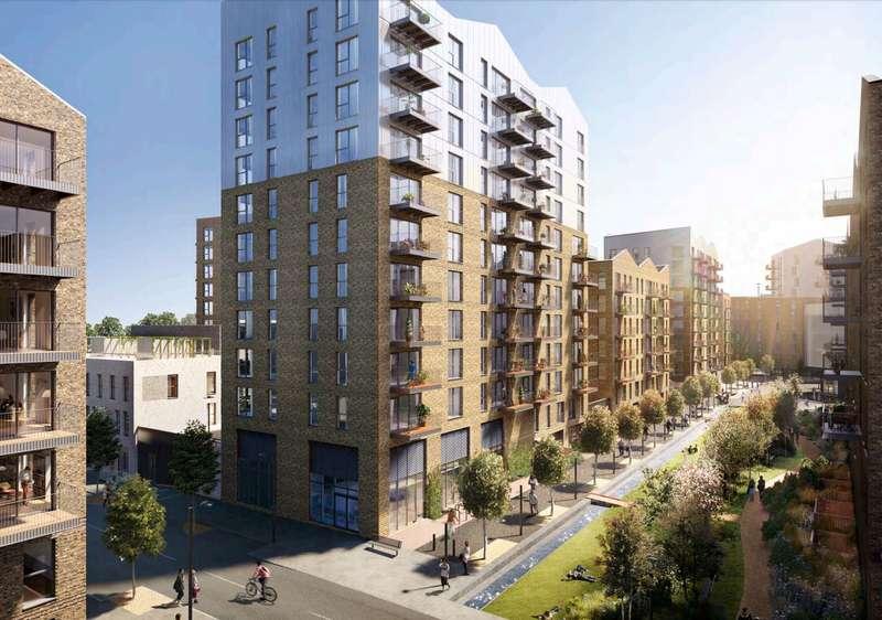 2 Bedrooms Property for sale in Deptford Landing, Evelyn Street, London