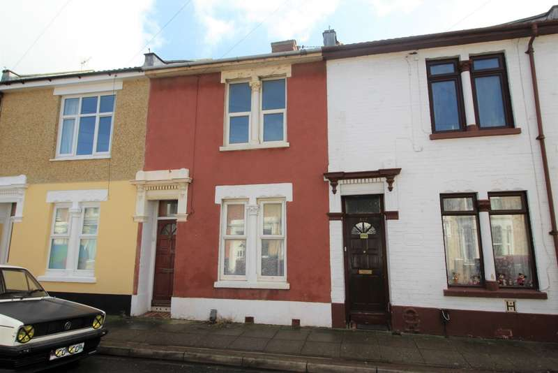 3 Bedrooms House for sale in Walmer Road, Portsmouth, Hampshire, PO1