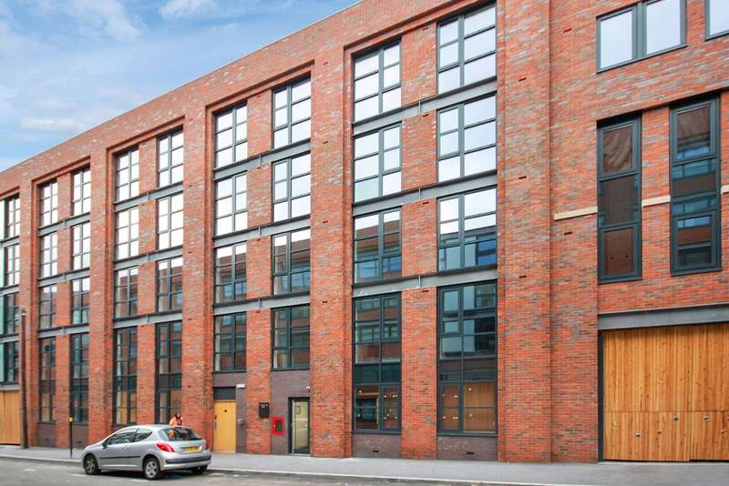 2 Bedrooms Apartment Flat for rent in Camden House, Pope Street, Jewellery Quarter, B1