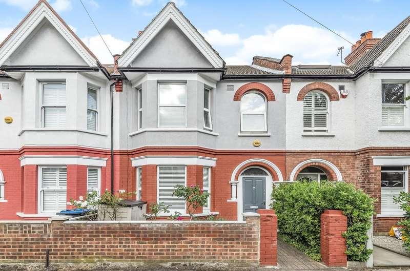 3 Bedrooms House for sale in Sandringham Avenue, Wimbledon, SW20