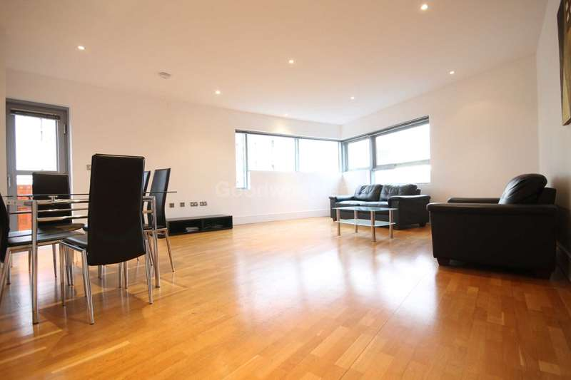 3 Bedrooms Apartment Flat for sale in The Lock, 41 Whitworth Street West, Southern Gateway