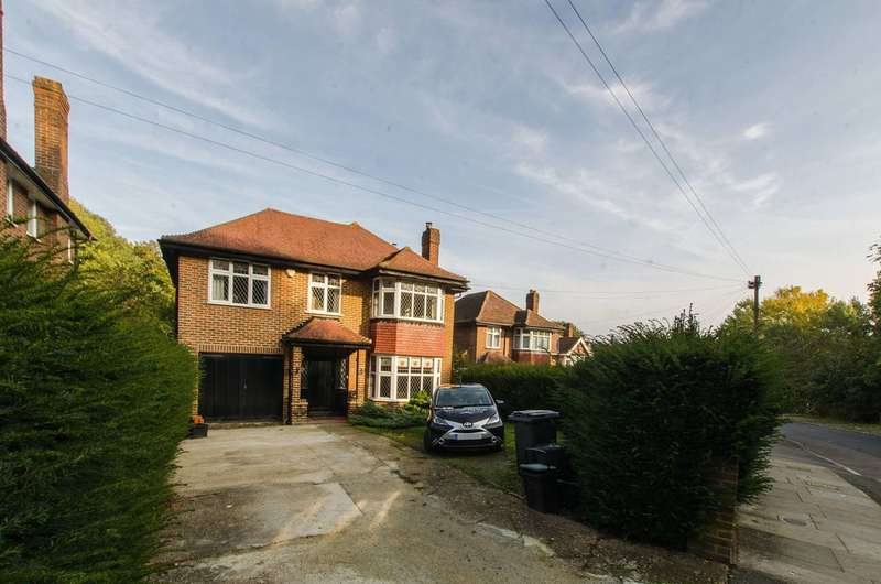 5 Bedrooms Detached House for sale in New Street Hill, Bromley, BR1, Bromley, BR1