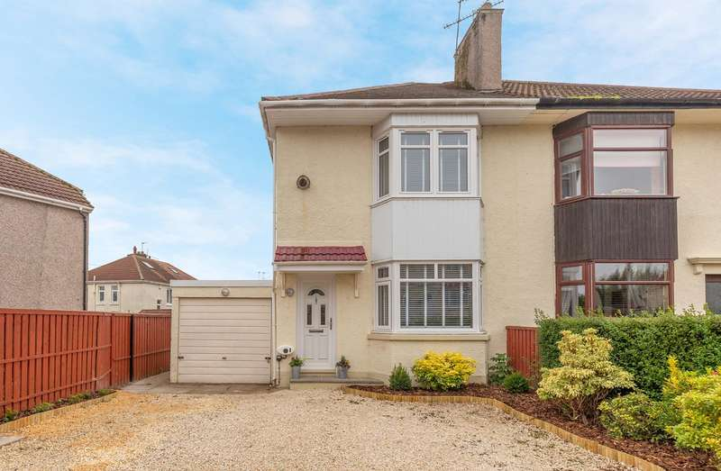 2 Bedrooms Semi Detached House for sale in Garrowhill Drive, Garrowhill, Glasgow, G69